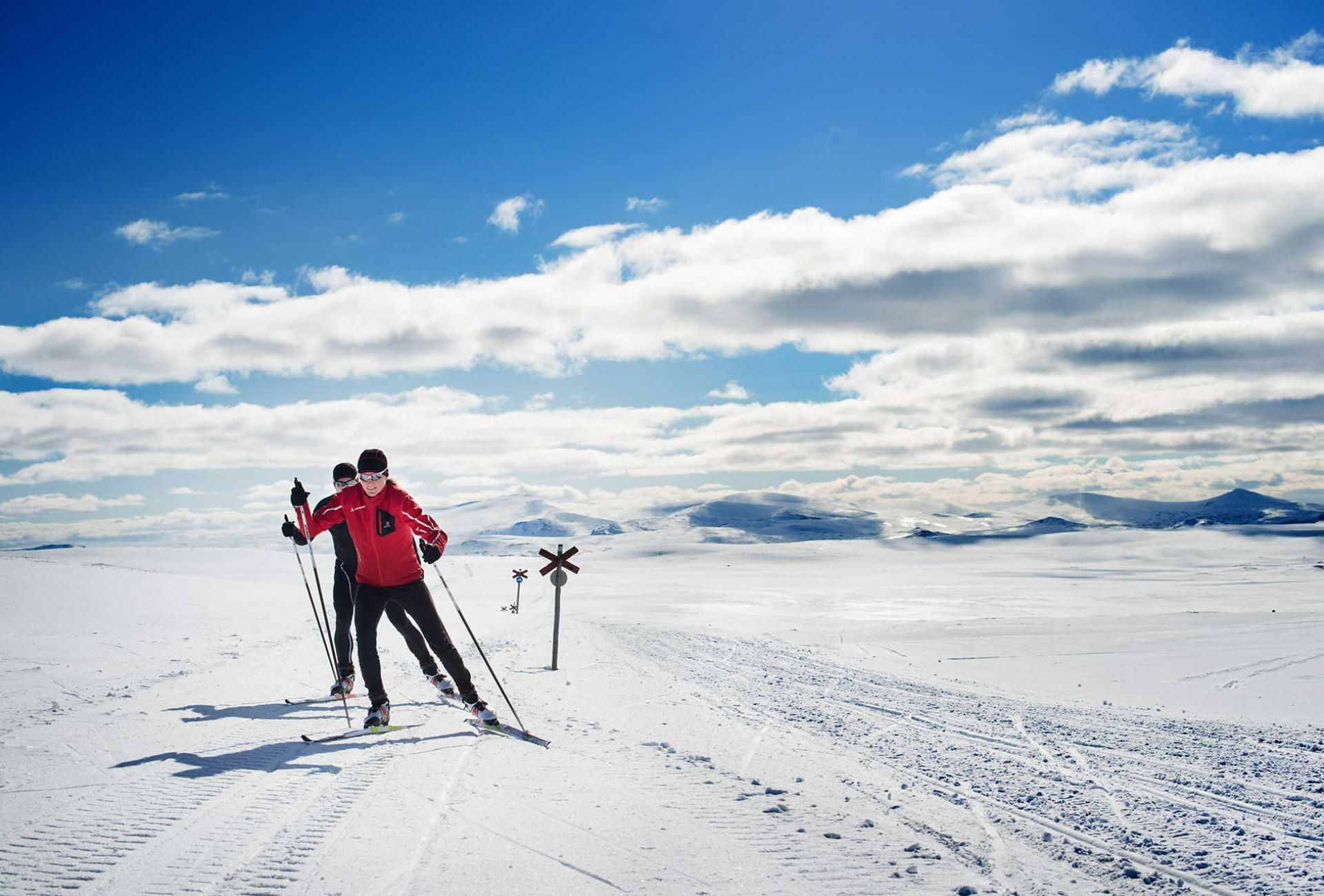 Top Cross-Country skiing
