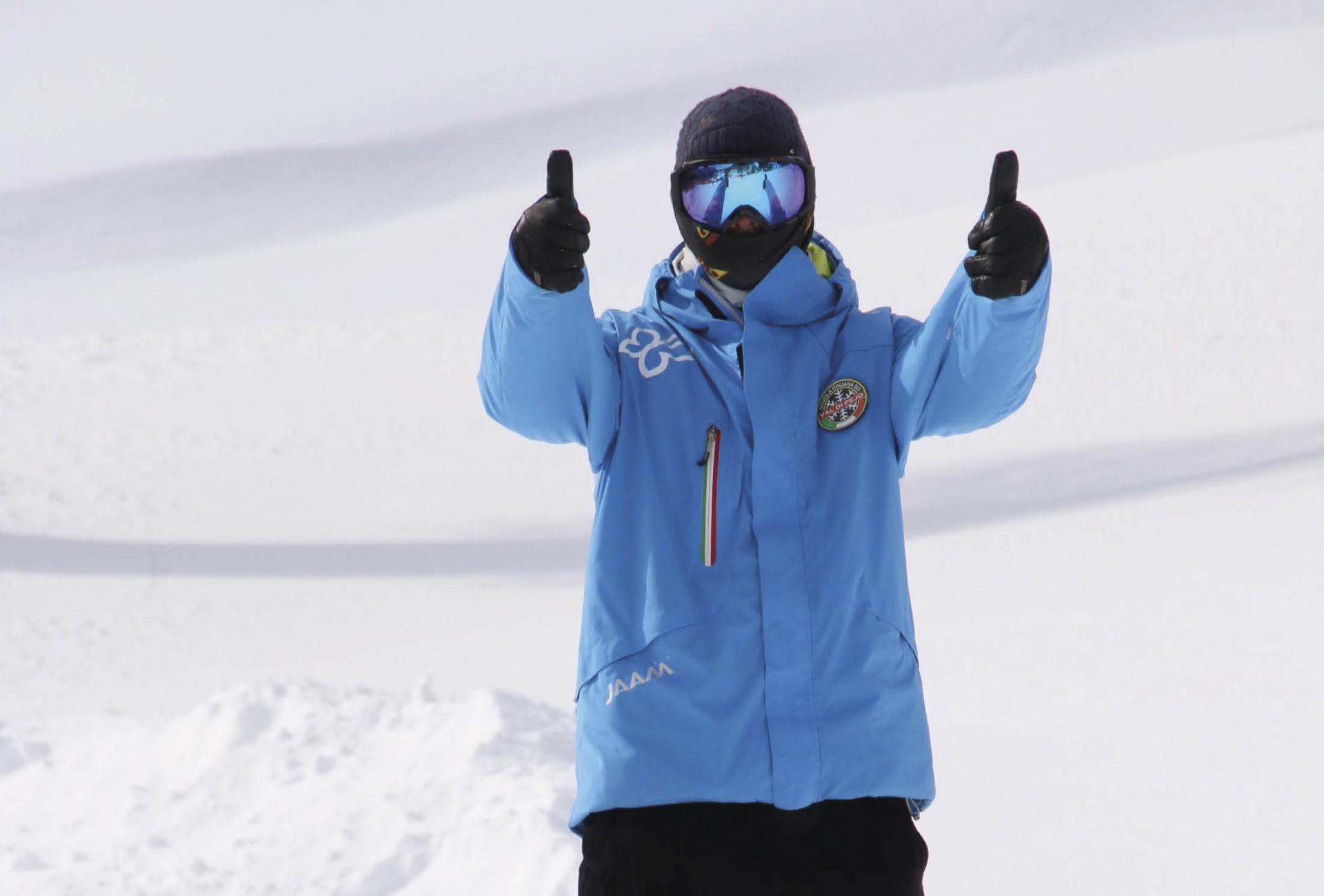 Corso Snowboard privato