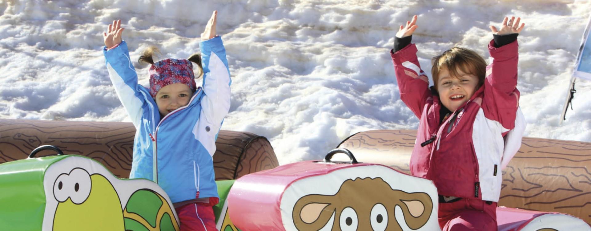 Pejo Kinderland e  Biancaneve snowpark